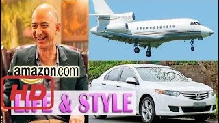 Celebrity Profiles |  Jeff Bezos (Amazon) Life Story, Net Worth, Cars, House, Private Jets, Lifest