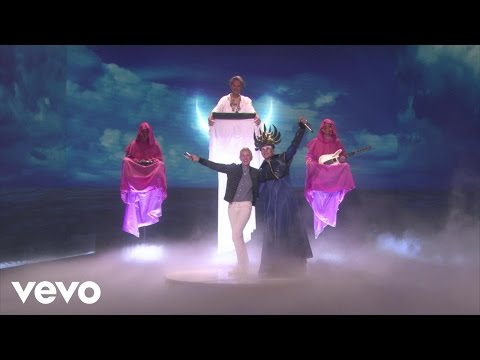 Empire Of The Sun  Walking On A Dream  On Ellen