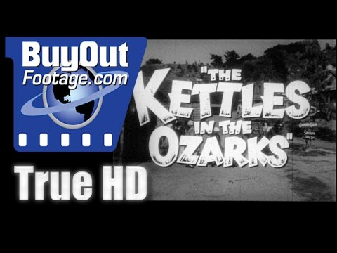 The Kettles In The Ozarks - 1956 HD Film Trailer