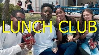 No One Eats Lunch Alone At This High School
