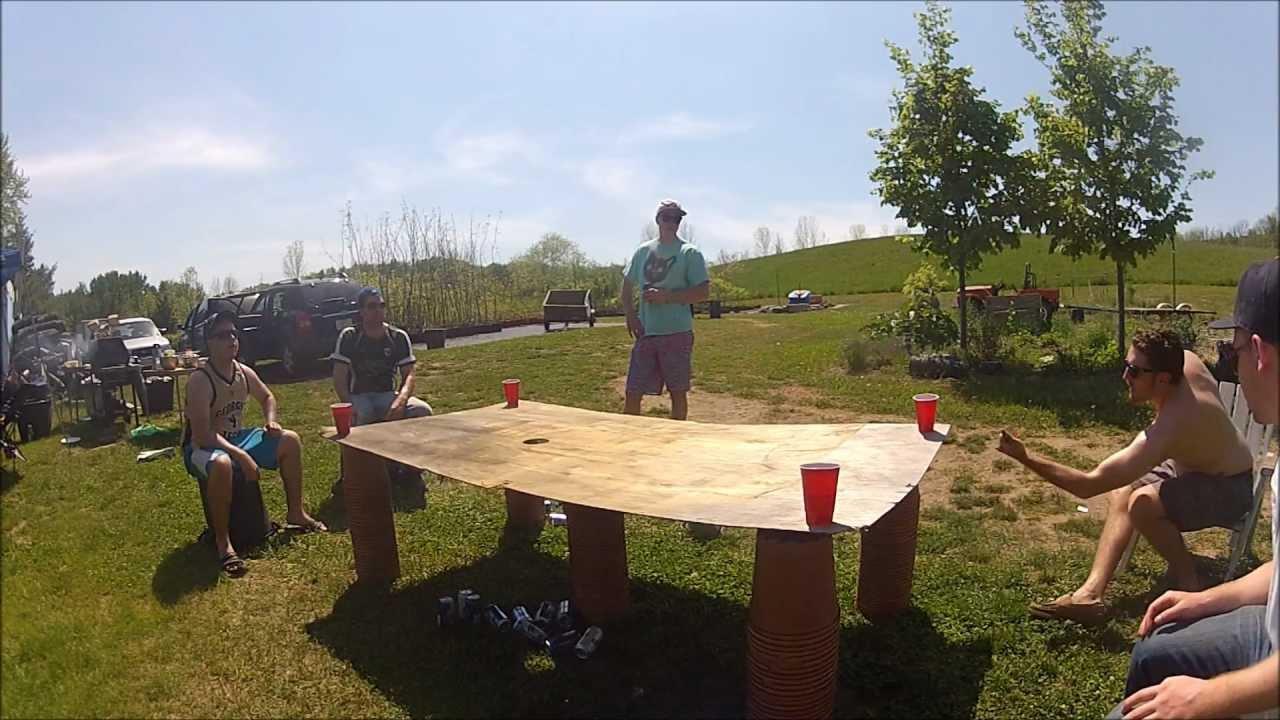 outdoor beer die - youtube