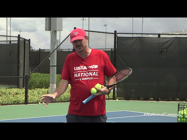 Improve your tennis game: How to improve your two-handed backhand  - Buy American