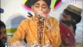 Farhan Ali Qadri naat ali da