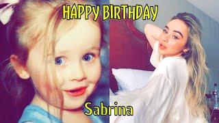 "Sabrina Carpenter   She Looks So Perfect"" (HAPPY 21ST BIRTHDAY)"