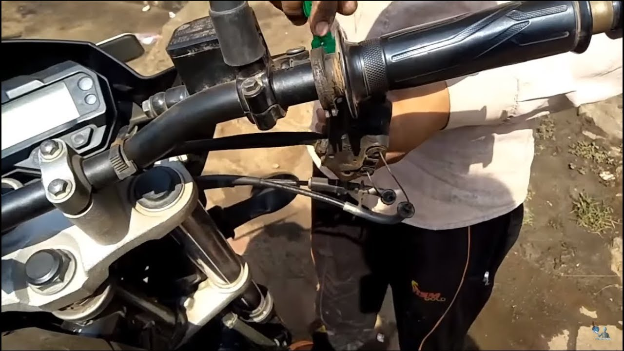 hight resolution of yamaha fz fi accelerator cable change after 72000 km