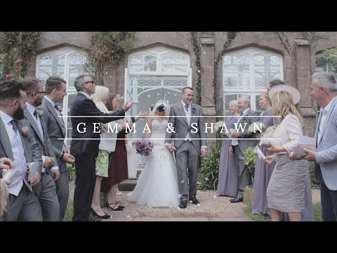 Gemma & Shawn - 01062018 - St Audries Park Somerset - Cinematic Wedding Film