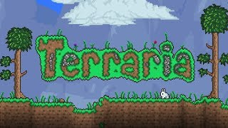 Terraria обзор #1 Знакомство с игрой и обучение основам Let's play