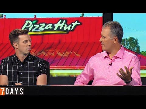 Pizzahuts Falling Like Domino's