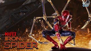 Mafex No.81 IRON SPIDER | Avengers Infinity War | Medicom Toys