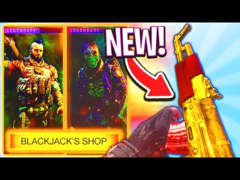 *NEW* 1.06 BLACK OPS 4 UPDATE! - BLACK OPS 4 NEW BLACKJACK'S SHOP ITEMS + FREE REWARDS! (BO4 Update)