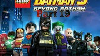 Lego batman 3 free roam part 19