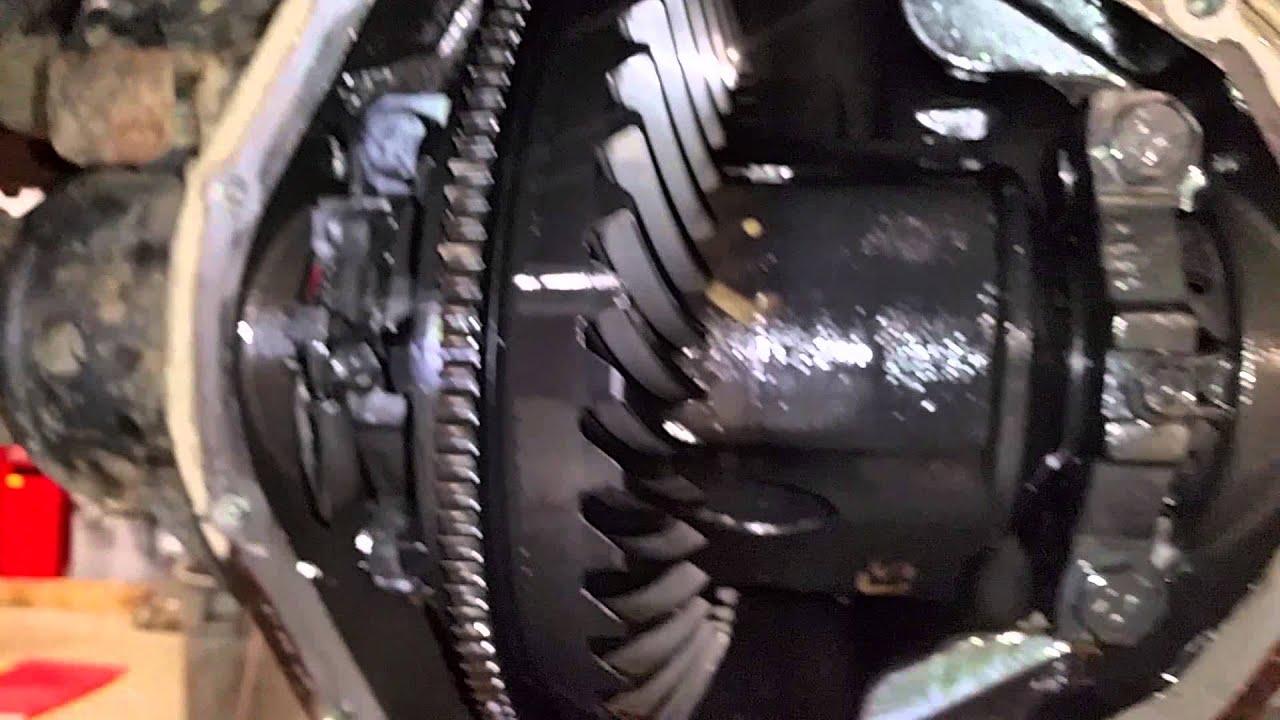 Power Wagon Rear Differential Locker Magnet Youtube