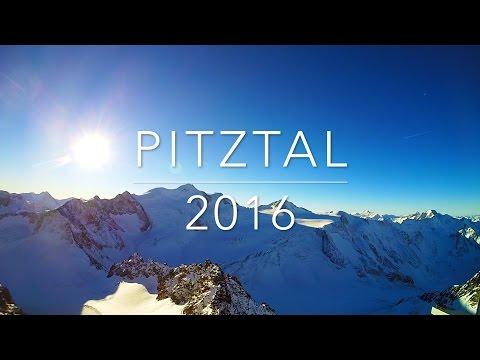Pitztal, Austria 2016  | GoPro + Feiyu G4 | Skiing HD
