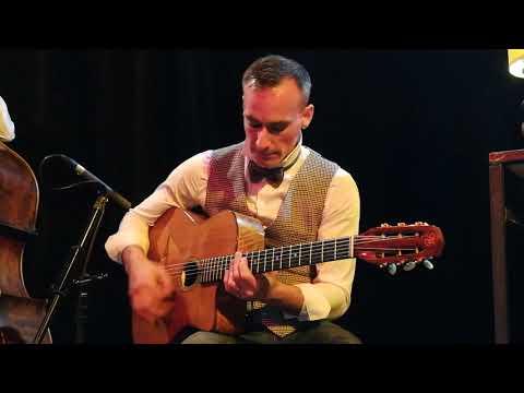 """Dinette"" de Django Reinhardt ... du CESAR SWING TRIO !"