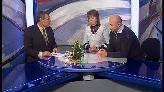 """2. 01.18 """"Харьков спортивный"""". Велоспорт. А.Винокуров, Е.Голубева"""