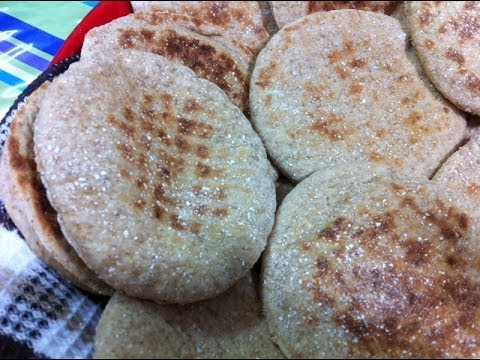 how-to-make-oat-bran-pita-bread