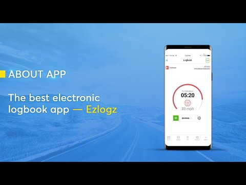 The Best Electronic Logbook App - Ezlogz