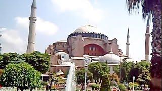 Музей Айя София (Ayasofya), Стамбул(Собор Святой Софии, или Айя-София, является главной достопримечательностью Стамбула и одним из древнейших..., 2015-11-08T14:03:10.000Z)