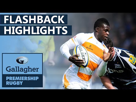 FLASHBACK Highlights   Last Minute Penalty, 72 Point Game, One Point Wins   Gallagher Premiership  