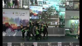 「舞‧狀元」青年舞蹈比賽2010 - 亞軍 We R Crew