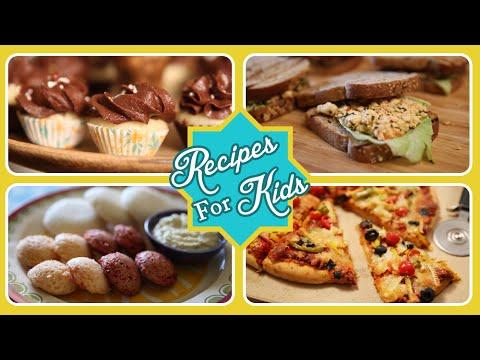 Popular Recipes For Kids - Breakfast - Snacks Recipes | Best of Kiddie's Corner