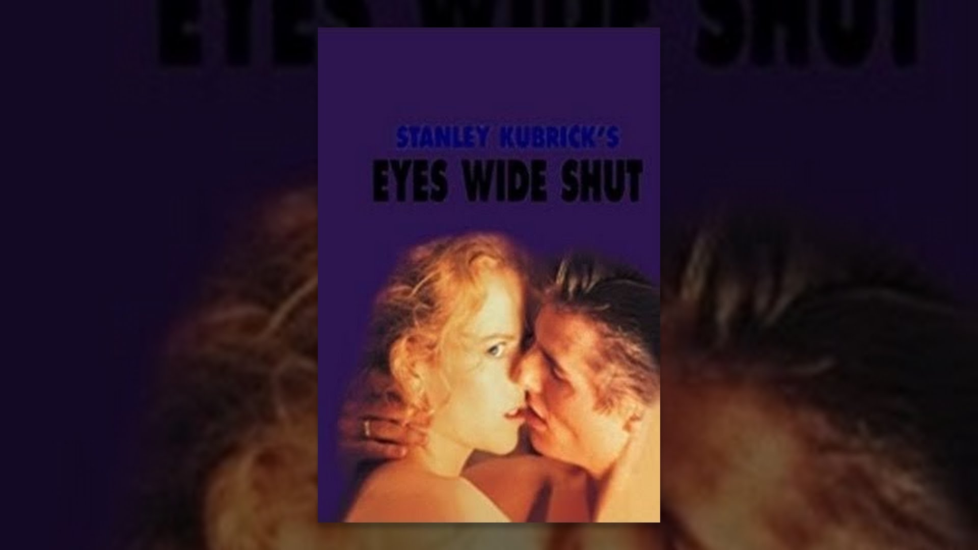 the issue of trust and love in marriages as described in stanley kubricks eyes wide shut Stanley kubrick's eyes wide shut to make love eyes wide shut defines its eyes wide shut firsthand on march 7th, 1999, stanley kubrick died of a.