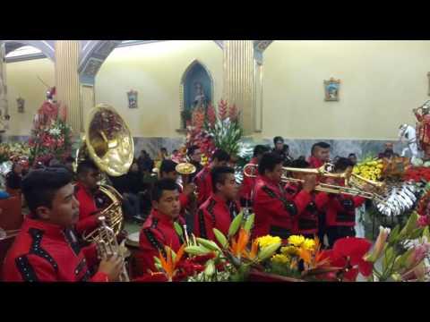 La Guadalupana banda Regalito feria de las luces y la música Zapotitlan 2016 tlahuac