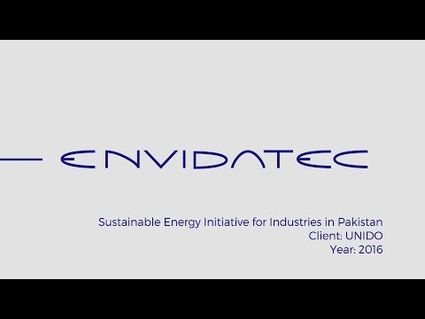 Sustainable Energy Initiative for Industries in Pakistan