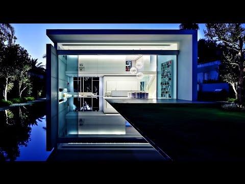 Geometric Modern Luxury Residence In Tel Aviv, Israel (by Pitsou Kedem Architects)