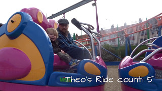 SEASIDE BIRTHDAY 🎂 FAMILY TRIP to Great Yarmouth - Vlog #1