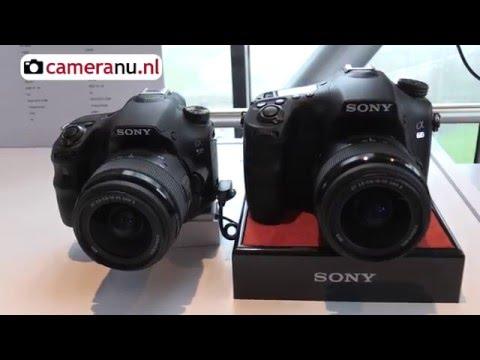 Sony Alpha SLT A68 DSLR