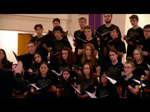 """Norwegian Lullaby (Gjendines badnlat)"", folk song by Per Mathiasson Offvid and Gjendines Slalien, arranged by Gunnar Eriksson"