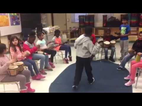 Educational Foundation Grant Brings Music to Young Students