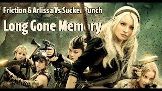 Friction & Arlissa Vs Sucker Punch - Long Gone Memory (music Video)