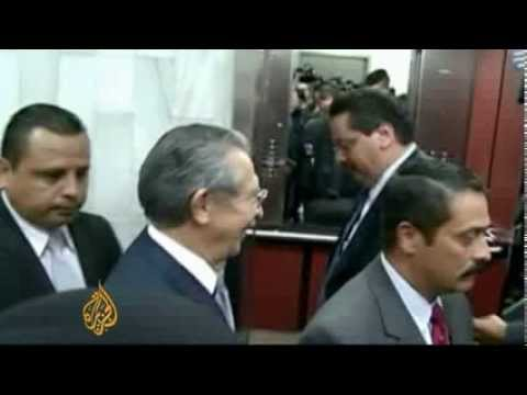 Al Jazeera English - Genocide trial of Guatemala ex leader opens