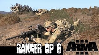 Dynamic MCC Ranger Ops Mission 8 - ArmA 3 Large Scale Co-op Gameplay