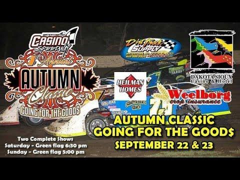 Dan Wheeler BMOD Casino Speedway Watertown SD 08-22-18