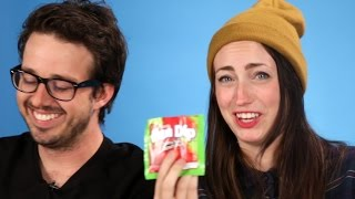 High People Try '90s Snacks thumbnail