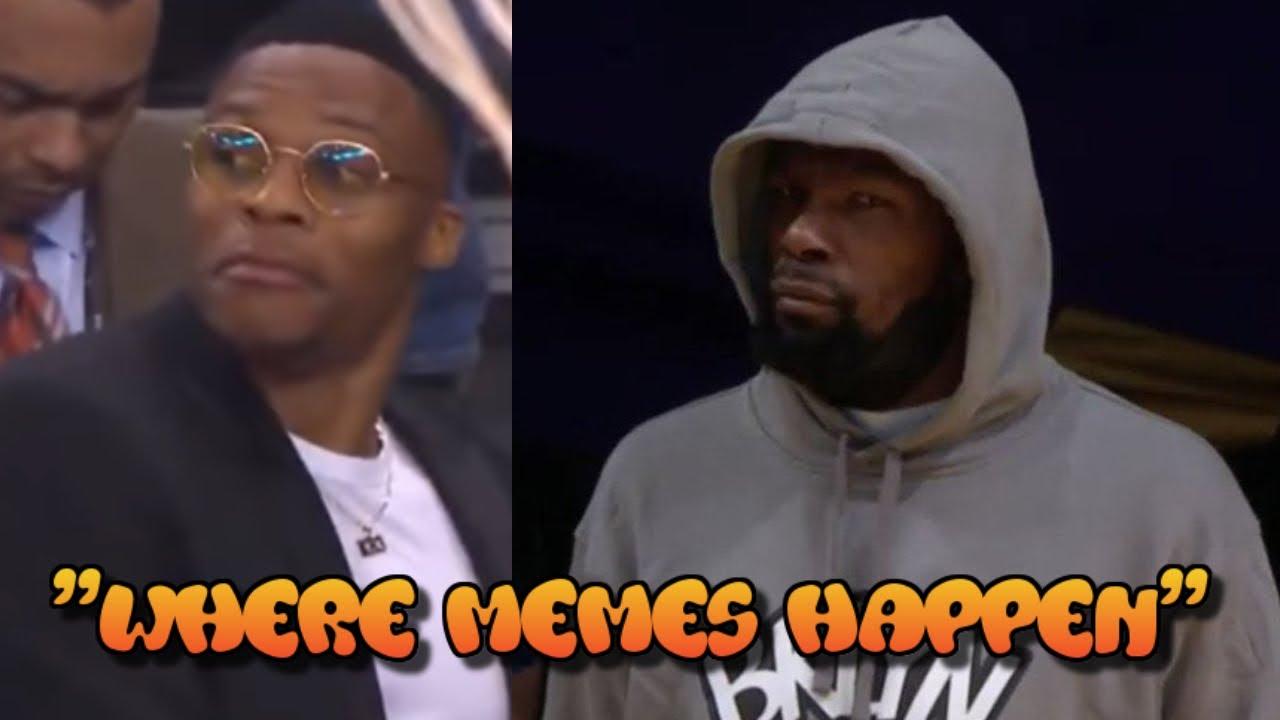 """NBA """"MEME"""" Moments"""