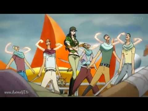 ONE PIECE Robin Attacks - FILM Heart of Gold