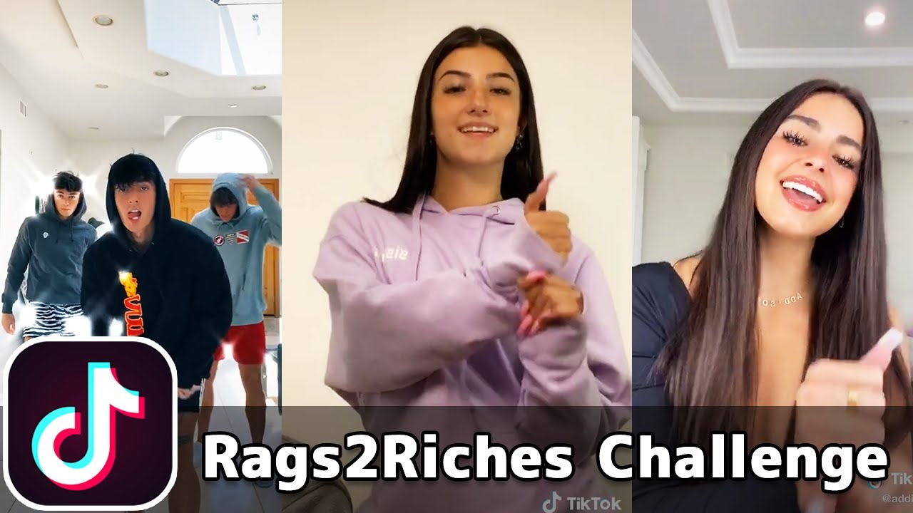 Rags2Riches - Rod Wave Dance Challenge | TikTok Compilation