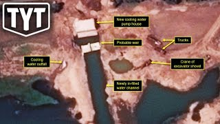 Satellite Images Show North Korea's Rapid Nuclear Development