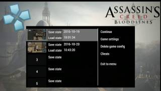 Assassin's creed bloodlines PPSSPP Best Setting V1.3.0 Android