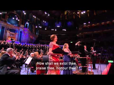Elgar - Coronation Ode - 6 - Land of hope and glory (Proms 2012)