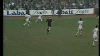 St Mirren 0 Celtic 5 1986 (God Bless Albert Kidd)