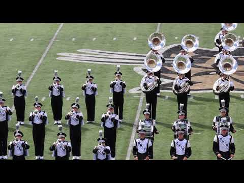 Marching 110 Halftime Sept 1 2018