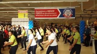 Nova geracao Caixa central Carrefour Londrina