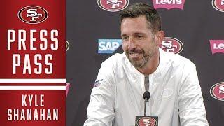 Kyle Shanahan Recaps 24-20 Win vs. Steelers | 49ers