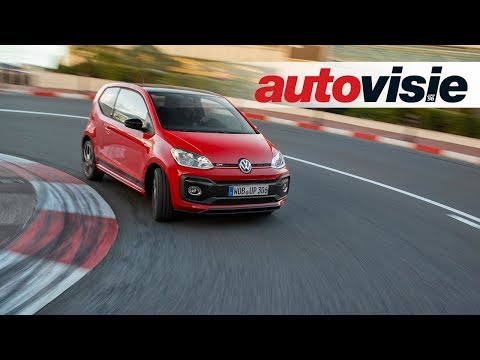 Volkswagen Up! GTI (2018) –  Autovisie TV