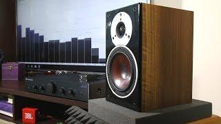 dali Zensor 1, Cambridge Audio Topaz AM10 - R&B